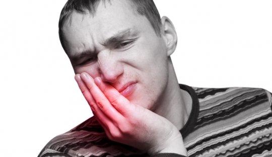 Ожог слизистой оболочки рта