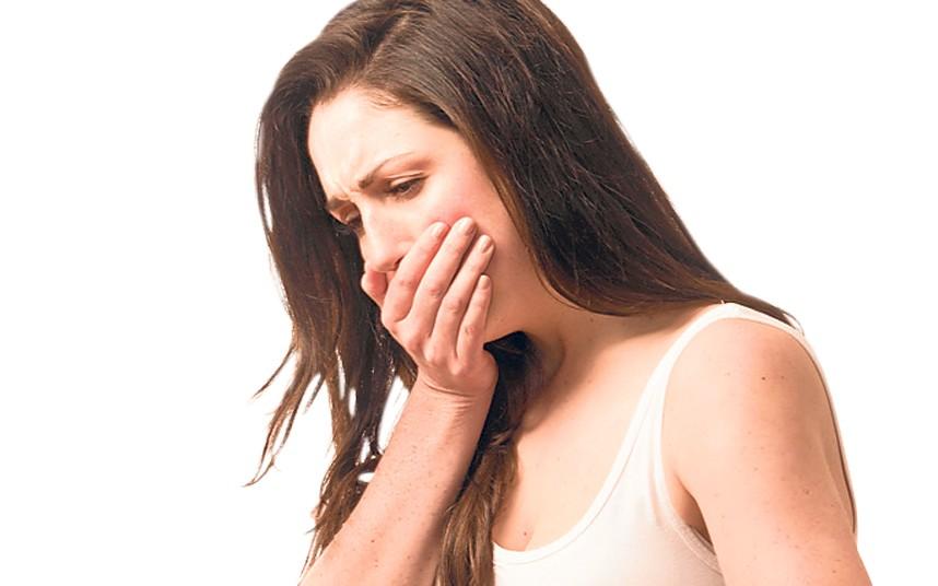 Озноб при ожоге желудка или пищевода