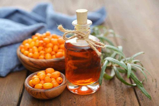 Облепиховое масло для лечения солнечных ожогов
