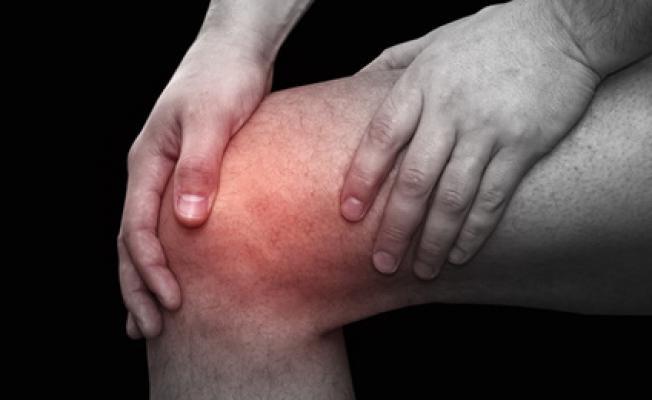 Ожог на колене