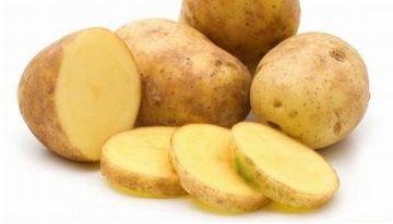 Картофель при ожогах