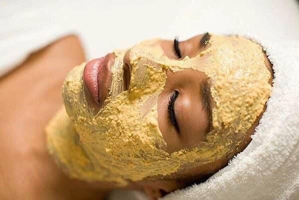 Картофельная маска на лицо