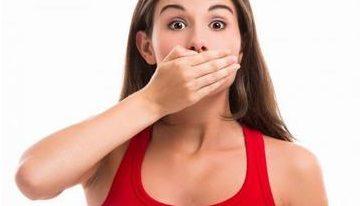 Ожог слизистой рта