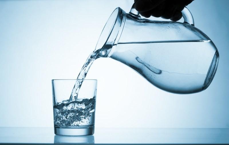 Питьё холодной воды