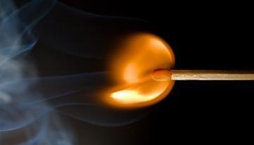 Лечение термического ожога
