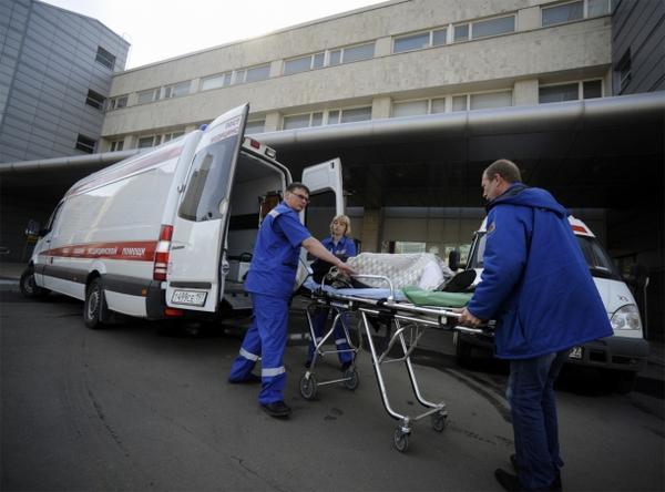 Госпитализация при серьёзных ожогах