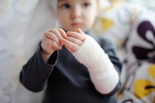 Олазоль для лечения ожогов у детей