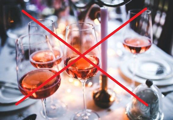 Алкоголь не рекомендуется при солнечных ожогах