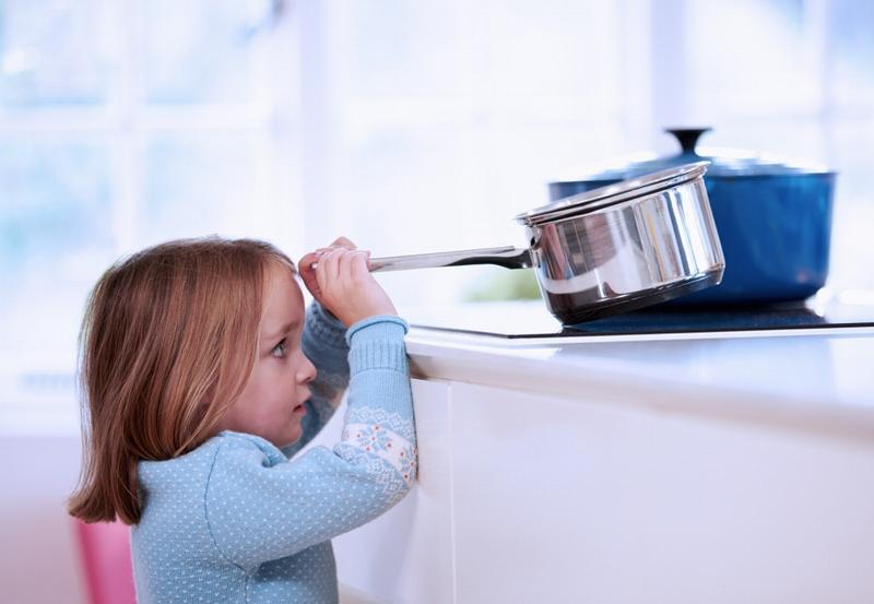 Неосторожное обращение с горячей водой