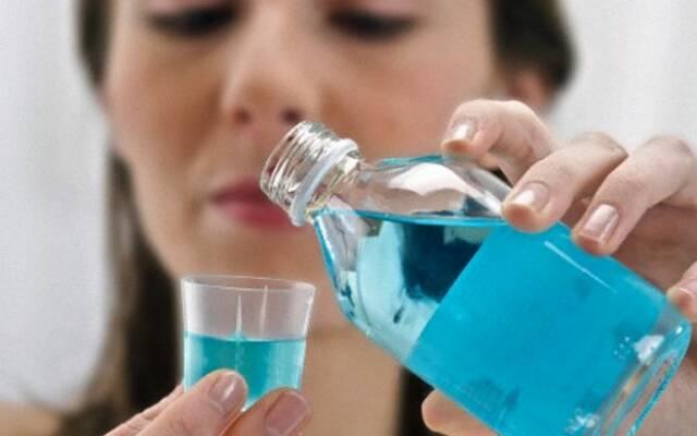 Приготовление водного раствора Хлоргексидина