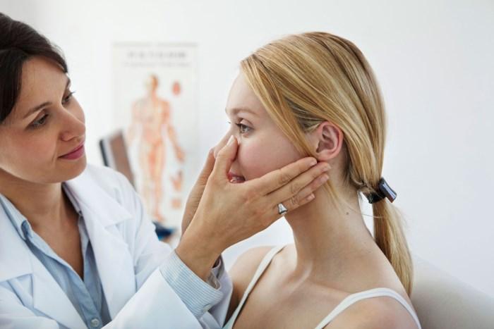Обращение к дерматологу