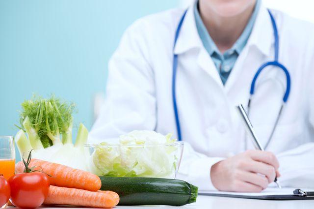 Назначение лечебного питания