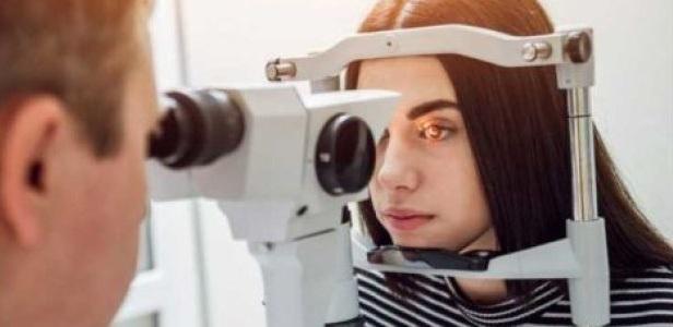 Биомикроскопию