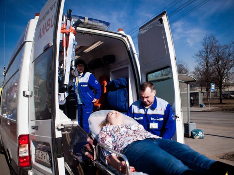 Транспортировка пациента в больницу